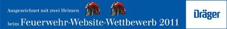 Feuerwehr-Website-Wettbewerb 2011