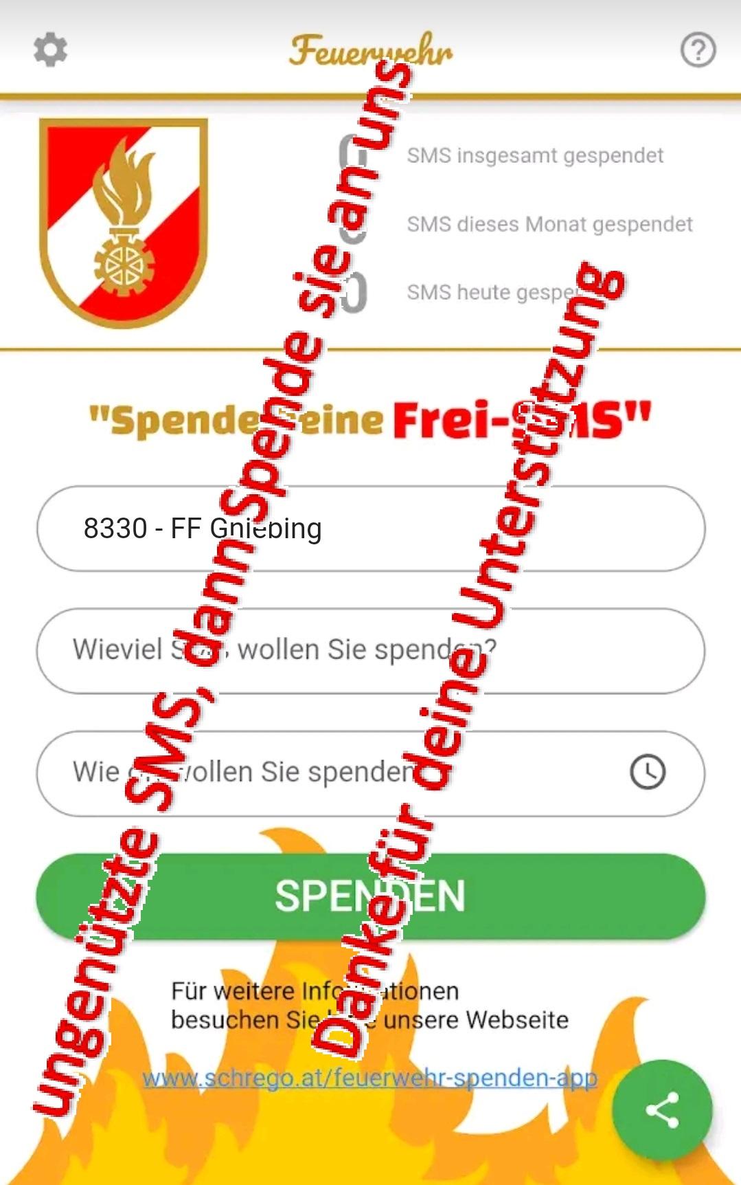 www.schrego.at/feuerwehr-spenden-app/