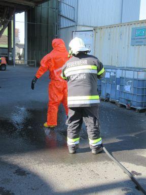 Schadstoffeinsatz